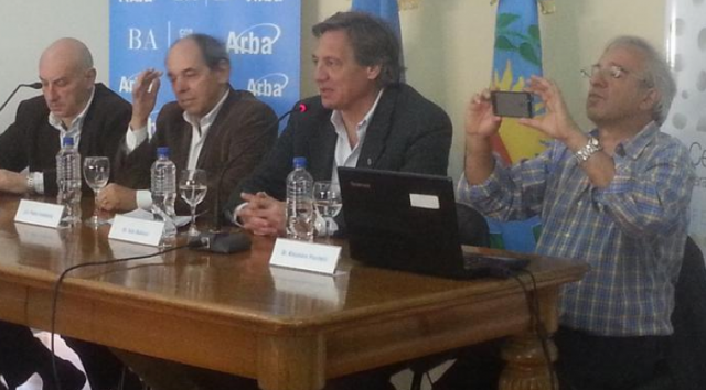Alejandro Piscitelli en ARBA